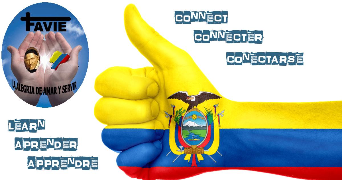Un llamativo video de la Familia Vicentina en Ecuador