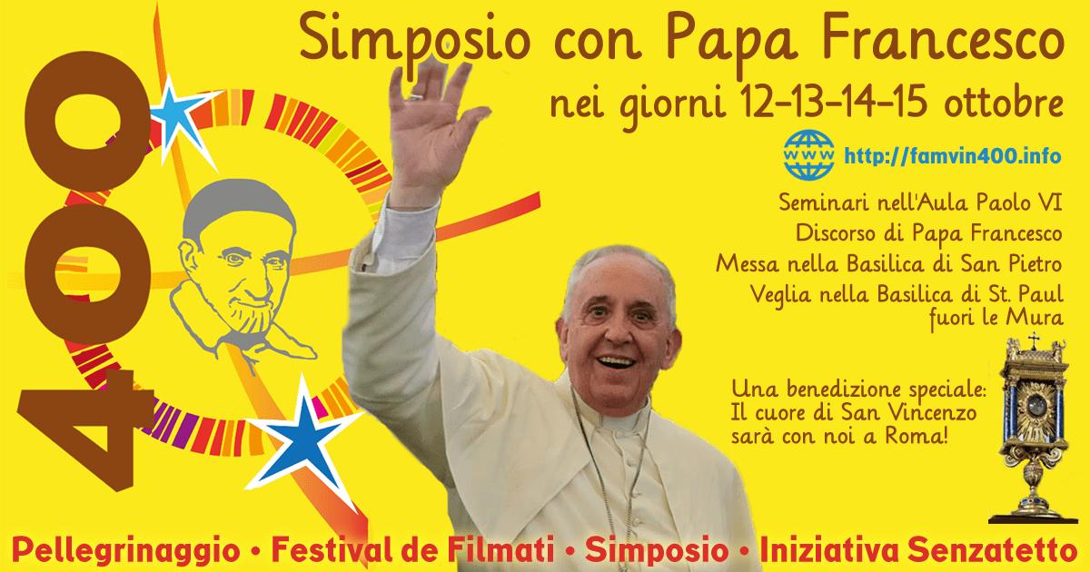 Simposio Internazionale della Famiglia Vincenziana