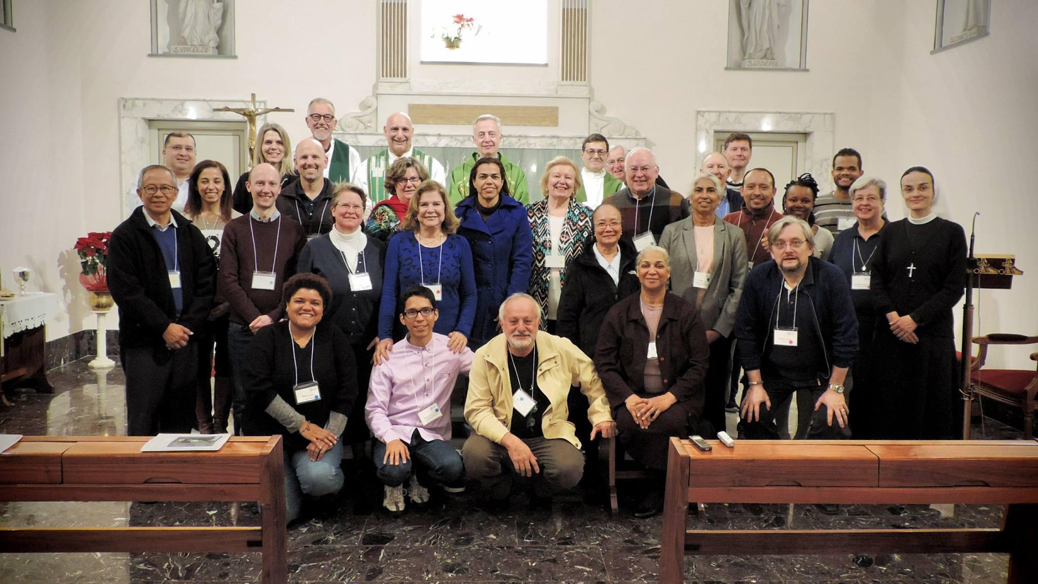 Primera Reunión de las Comisiones de la Familia Vicentina en Roma