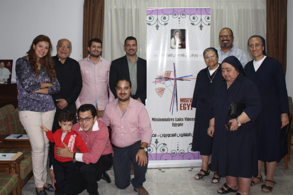 MISEVI-Egypt Holds its First Meeting at Cairo