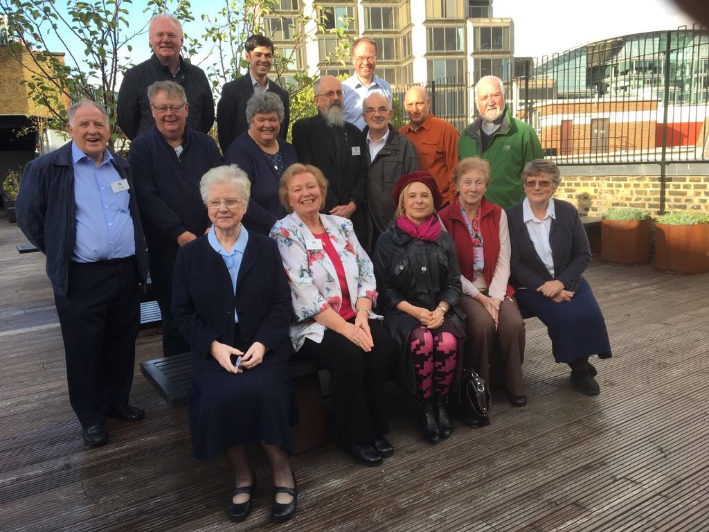 Vincentians in Partnership Meeting in Great Britain